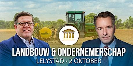 Landbouw & Ondernemerschap tickets