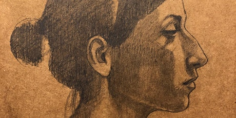 Observational Portrait Drawing - Drink & Draw tickets