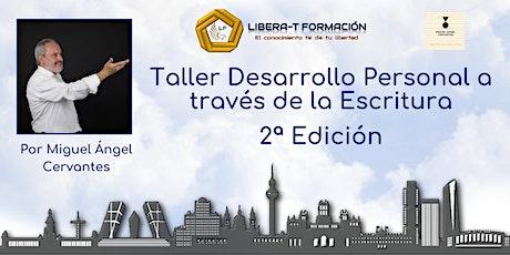 Presentación 2ª Edición Taller Desarrollo Personal A Través De La Escritura boletos