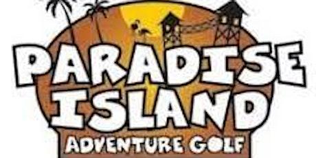 Pi Singles - Adventure Golf tickets