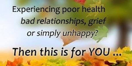 Virtual Weekend Life Healing Workshop tickets