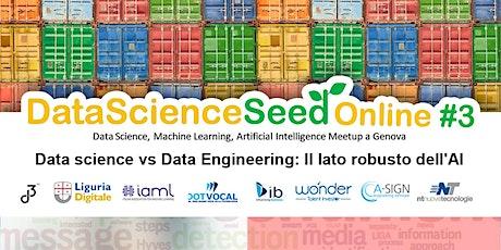 DataScienceSeed Online #3 biglietti