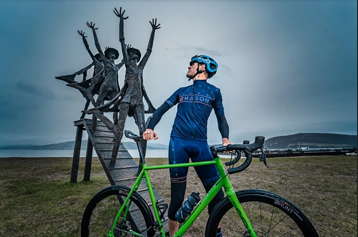 TrailGazers National Bike Week 2021- Spin and Chat at Inch, Donegal image