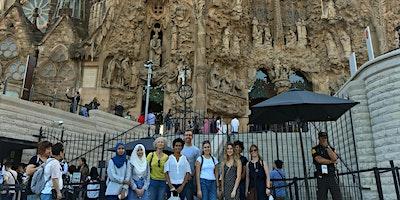 Walking tour barrio Sagrada Familia