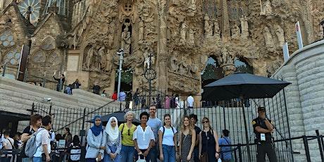 Walking tour barrio Sagrada Familia entradas