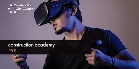 Construction Academy #VR - Bedre prosjektsamhandling tickets