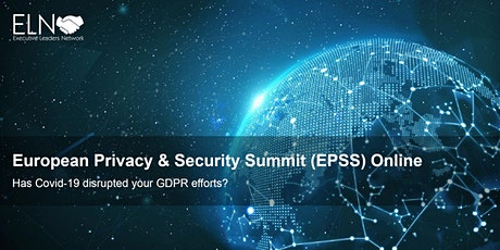 European Privacy & Security Summit tickets