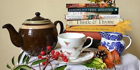 Autumn Teatime Tales tickets