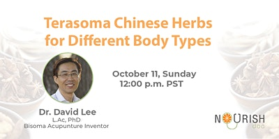 Terasoma Chinese Herbs for Different Body Types