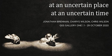 At an uncertain place, at an uncertain time tickets
