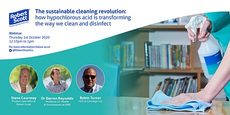 Join the sustainable cleaning revolution tickets