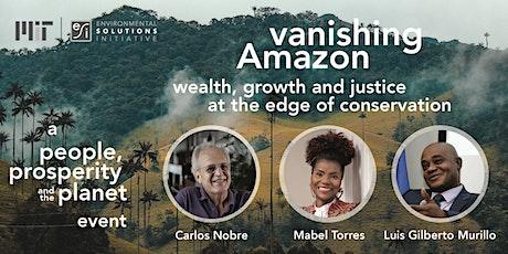 Vanishing Amazon tickets