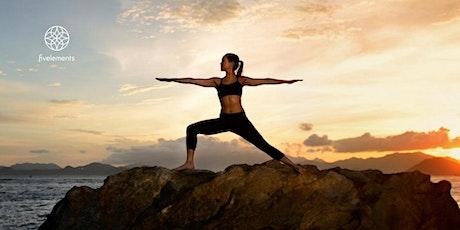 Fivelements  Livestream Vinyasa Yoga Level 1 with Ankie Beilke tickets