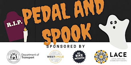 Pedal and Spook tickets