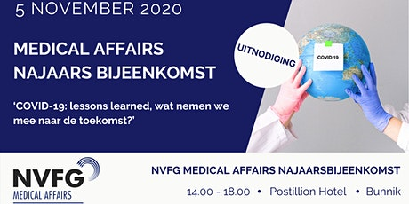 NVFG Medical Affairs Najaarsbijeenkomst tickets
