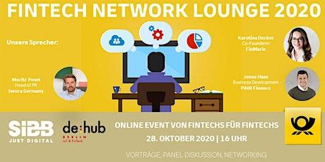Fintech Network Lounge 2020 Tickets