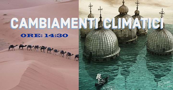 """Immagine """"CAMBIAMENTI CLIMATICI E IMMIGRAZIONE 2020- 2021"""""""
