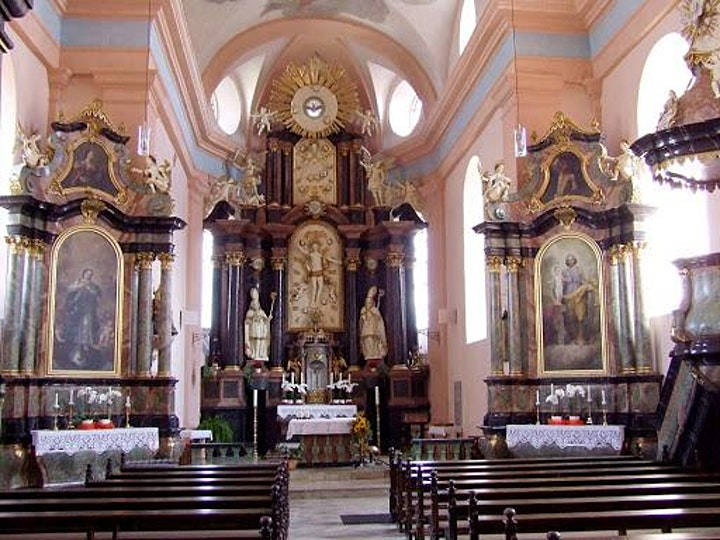 Hl. Messe am 23.04.2021: Bild