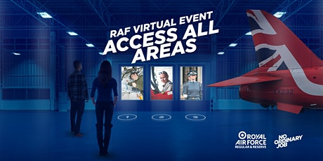 RAF Virtual Event Access All Areas - Thursday 29th October 2020 tickets