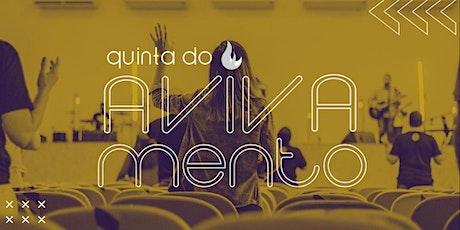 QUINTA DO AVIVAMENTO - 24/09/2020 ingressos