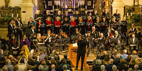 Muziek: Kerstconcert - The Messiah - GEANNULEERD tickets