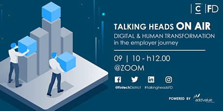 Talking Heads - Digital & Human Transformation in the Employer Journey biglietti