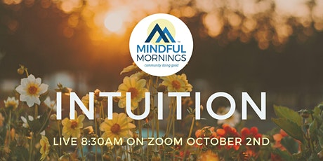 Mindful Mornings Charleston - October Meetup tickets