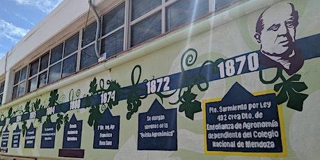 Degustación aniversario. 150 años del Liceo Agrícola entradas