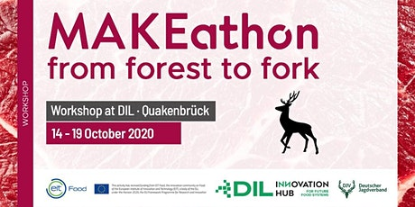 EIT FOOD MAKEathon -from forest to fork-  Online and Presence Tickets