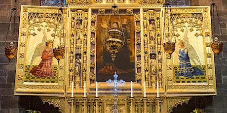 Sung Mass at Old Saint Paul's tickets