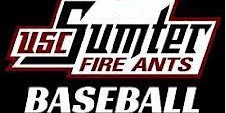 USC Sumter Baseball Prospect Camp tickets