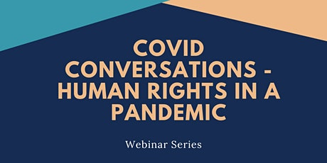 COVID CONVERSATIONS - Pandemic and Brexit: Weathering the Perfect Storm tickets