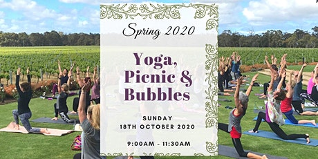 Spring 2020 Yoga, Picnic & Bubbles tickets