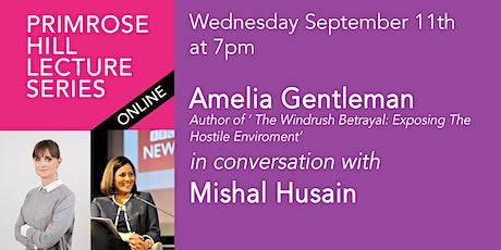 PHLS 2020: Amelia Gentleman in conversation with Mishal Husain tickets