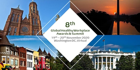8th Global Healthy Workplace Awards and Summit tickets