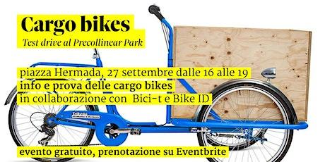 Cargo bikes biglietti