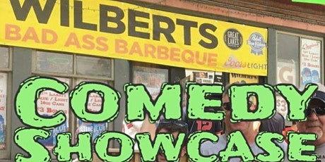 Wilbert's Comedy Showcase tickets