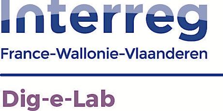 Webinaires de dissémination des résultats du projet Interreg FWVL Dig-e-Lab billets