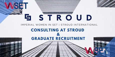 WSET Exclusive Event: STROUD International - Consulting and Recruitment! tickets