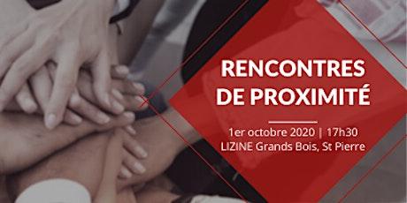 RENCONTRES DE PROXIMITÉ SUD billets