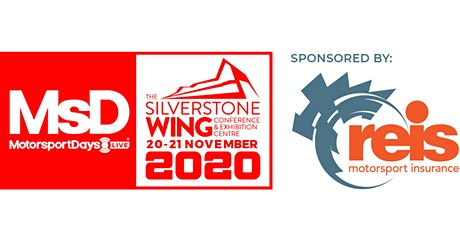 MotorsportDays LIVE 20-21 November 2020 tickets