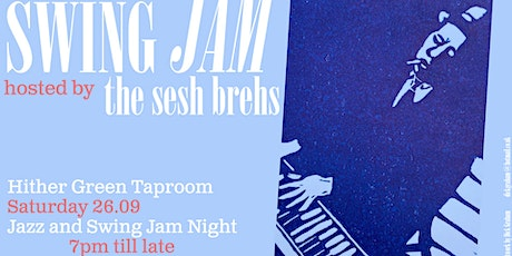 Swing Jam hosted by the Sesh Brehs tickets
