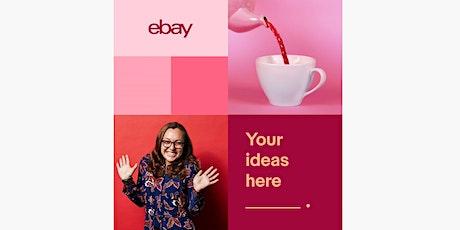 eBay Women in Tech Dinner tickets