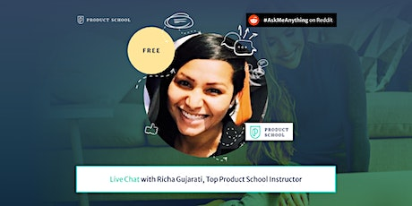Product Management Live Chat with Top Product School Instructor tickets