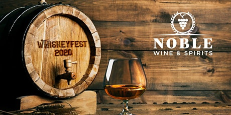 WhiskeyFest 2020 benefiting Spirits for Smiles tickets