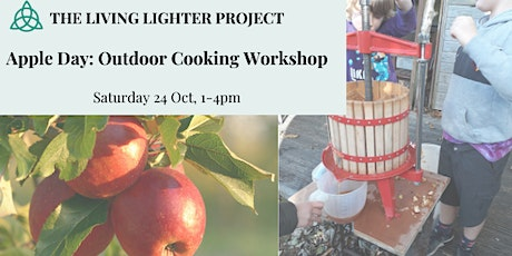 Apple Day: Outdoor Cooking Workshop tickets