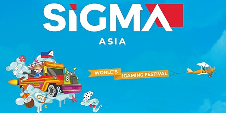 SiGMA Asia tickets