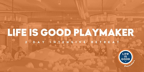 Playmaker 2-Day Intensive Retreat- November 2020 tickets