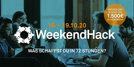 WeekendHack Tickets