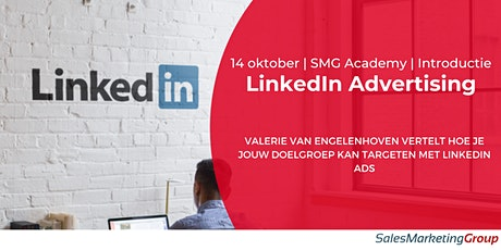 Inspire & Connect LIVE | 14 oktober | LinkedIn Advertising tickets